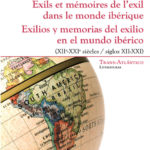 Couverture Exils et mémoire de l'exil